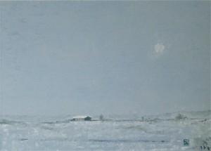 Neve-e-nebbia-in-campagna